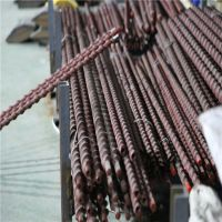 山东省济宁山煤厂家直销煤钻杆优质煤钻杆