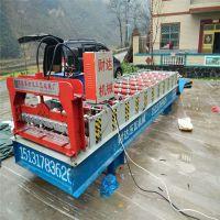 数控压瓦机单层压瓦机840彩钢瓦机械设备全自动彩钢瓦生产设备