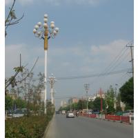 金昌定制LED路灯中华玉兰灯 武威6米8米12米广场公园中华灯 科尼星大型景观灯