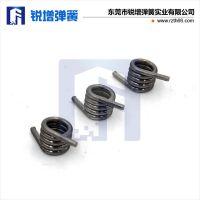 [厂家定做]夹子扭转弹簧|不锈钢扭力弹簧厂家加工供应