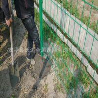 铁丝防护网、绿色网片护栏、场地安全护栏网