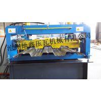 楼承板机器直销彩钢瓦机器直销厂家河北地鑫压瓦机