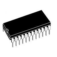 AD604ANZ 双 控制电压放大器, 20dB 最小CMRR, 24针 PDIP封装