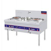 商用厨房炊事设备一站式采购基地厨具营行双炒单温燃气灶