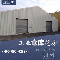 使用夹心棉的墙体的浙江铝合金篷房具有保暖的作用