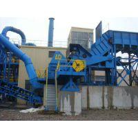 供应铼申160重型废钢破碎机 金属压块破碎机厂家