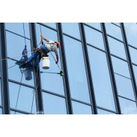 上海浦东外墙清洗公司 玻璃幕墙清洗 浦东高空外墙保洁公司