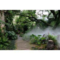 南京景观人造雾设备,园林绿化喷雾造景工程设计