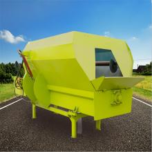 牛场养殖饲料搅拌机 小型搅拌饲料机 自动上料混合机