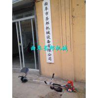 黑龙江水稻专用收割机 四冲程背负式收割机 圣邦牌收割机厂家