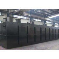 申澳机械设备城市污水处理 地埋式一体化污水处理设备