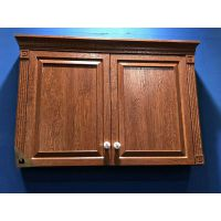高夫专业实木门板厂家实木柜体不起层耐酸耐碱耐腐蚀新型环保材料