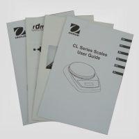 产品说明书印刷 企业宣传册定制A3、A4、A5尺寸 折页排版设计打样