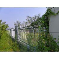 锌钢围墙三横杆护栏价格、惠州房产隔离围墙栏杆生产厂家