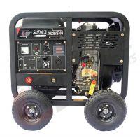 日本进口动力250A柴油发电焊机铃鹿
