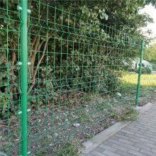 工厂护栏网 绿色隔离网厂家 宜昌双边护栏网