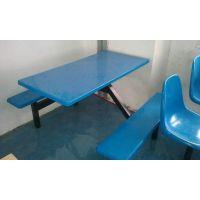 学校连体餐桌椅,天津快餐桌,不锈钢餐椅