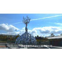 上海厂家直销生命树雕塑定制-最新项目工程-震撼的生命景观