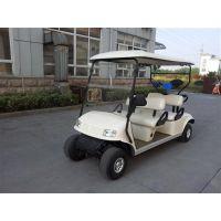 宝岛厂家电动高尔夫球车BD2066,额定6人,白色车身3930*1200*1900
