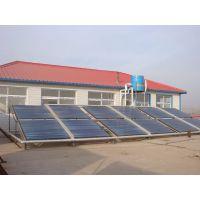 内蒙古5吨、6吨、7吨、8吨、9吨、10吨太阳能热水工程+空气能热水工程