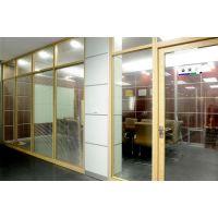 供应高端办公玻璃高阁选有千家成功案例的陕西博尔装饰|双玻百叶(BOER-84-100S)