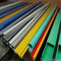 现货 玻璃钢圆管方管25-150型号齐全 玻璃钢拉挤型材矩形方管