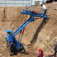液压履带式锚固钻机矿用锚杆钻机