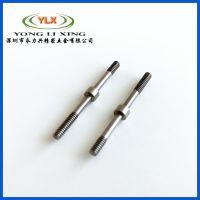 不锈钢C4-50双头螺杆非标定制 深圳不锈钢加工厂 M3加长螺栓