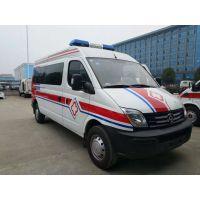 专业订制国五上汽大通运输型和监护型救护车