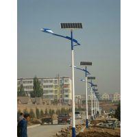 汾阳市楷举牌LED 高杆灯新农村太阳能路灯低成本庭院灯生产销售厂家