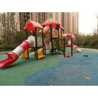 湖南游乐设施供应商组合滑梯免费安装