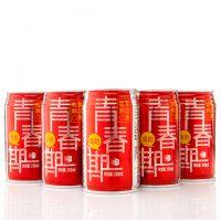 百方罗汉果饮料火锅烧烤川菜去火降燥必备饮料310毫升12罐装整箱包邮特价销售