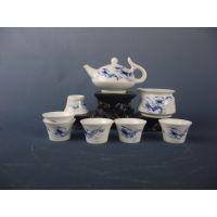 陶瓷茶具套装 高档礼品茶具