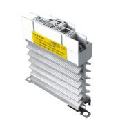 厂家直供无锡固特GOLD散热一体交流220V固态继电器SAH4820D