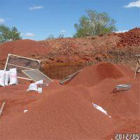 供应天然红粘土 饲料用红粘土 铸造用红粘土
