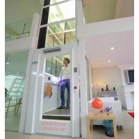 室内升降电梯家用||室外家庭专用电梯各类配置尺寸尽在 天津电梯工厂