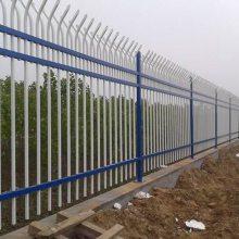 惠州镀锌喷涂护栏 江门锌钢隔离围墙栏杆价格 防爬隔离栏
