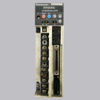 日本Panasonic/松下伺服驱动器MSDA023A1A 伺服电机-苏州优米佳维修