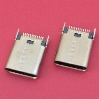 夹板USB 3.1母座type-C 24P夹板1.0 长度9.3、10.5mm充电3.1插座