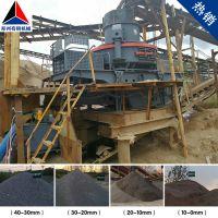 在临沂投资一台环保型砂石料破碎机需要多少钱