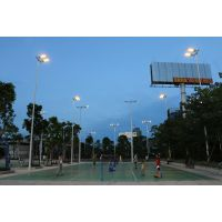 北京室外足球场灯杆 户外多人制足球场体育场照明灯杆
