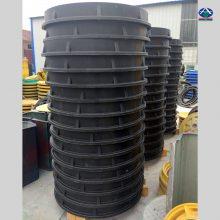 供应西安加油站改造承重井盖 900型防爆型井盖单层 树脂防静电型复合材料 河北华强