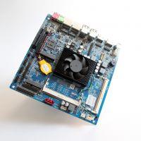 Maxtang大唐DT5200-A主板 LVDS机器人主板 ITX电脑主板 酷睿i5