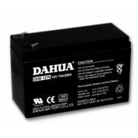 大华蓄电池DHB1272批发采购12v7.2ah铅酸蓄电池