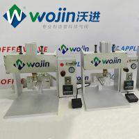 单向排气阀压制阀机 发酵饲料袋单向阀专用加工机器压阀机VM02