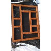 园林景观中式漏窗设计图 景墙中式漏窗窗格图案装修效果图