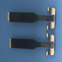 苹果背夹公头 无线充公头插头 5P-带支架 充电+数据传输无线接收