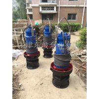 天津东坡中小型轴流潜水电泵产品特点-混流式潜水排污泵