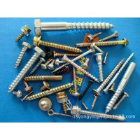容桂螺钉厂,发黑自攻螺丝,镀锌自攻,镀镍螺钉,各种环保电镀螺丝