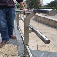 耀恒 厂家承接商城工程栏杆 单钢板立柱不锈钢栏杆